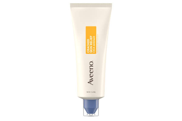 Aveeno Cracked Skin Relief CICA Ointment 1.7oz tube
