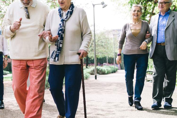 Stay Active in Assisted Living