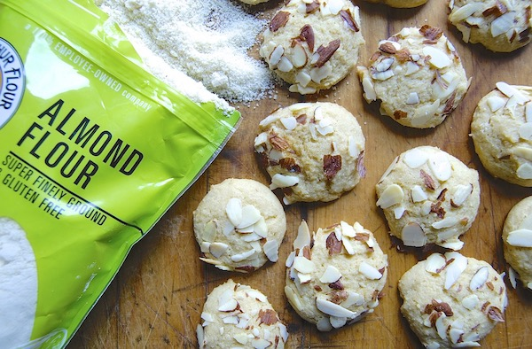 Gluten-Free Almond Sugar Cookies-2