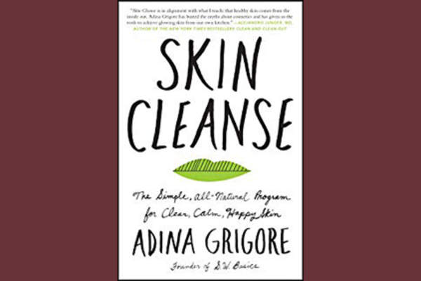 Skin Cleanse book cover.