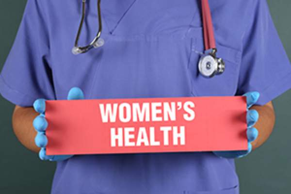 Doctor and women's health concept.