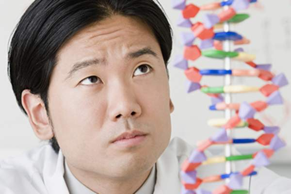 Genetic scientist.