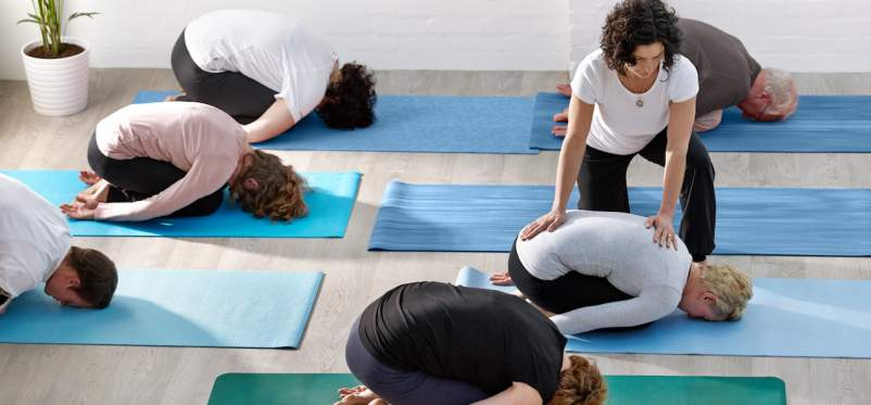 Simple Ways to Avoid a Yoga Injury