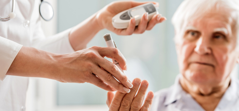 Blood Sugar Control Offers Long-Term Vision Benefit
