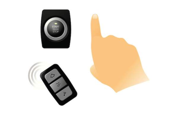 Start-Stop and Keyless Access