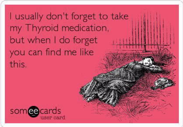 Thyroid meme