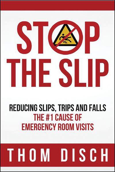 """Stop The Slip"" cover."
