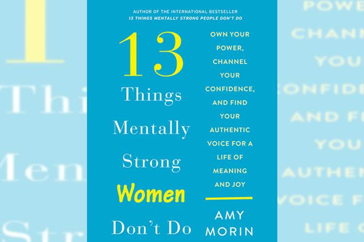 13 Things Mentally Strong Women Don't Do book cover