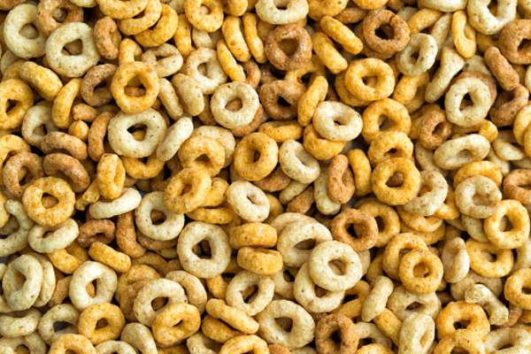 whole grain cereal image
