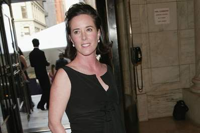 Kate Spade at the 2004 CFDA Fashion Awards.