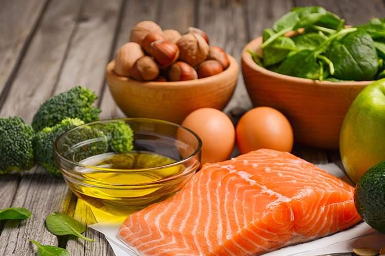 低组胺的食物。