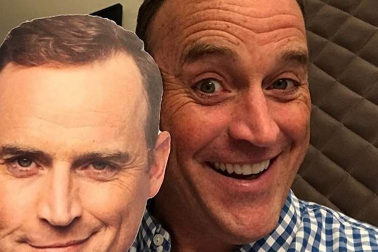 Photo of Matt Iseman.