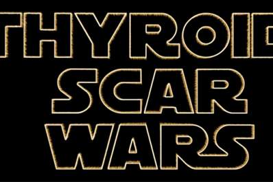 Thyroid Scar Wars.