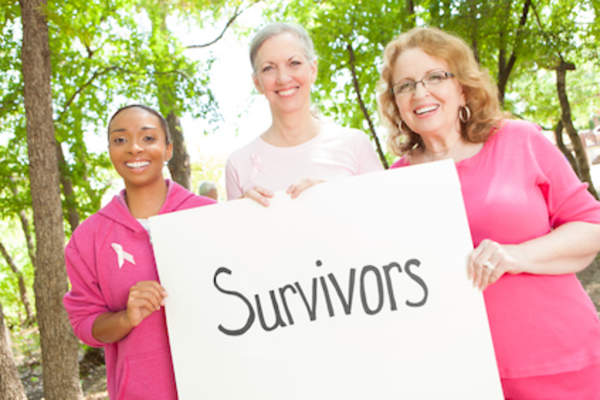 Cancer survivors.