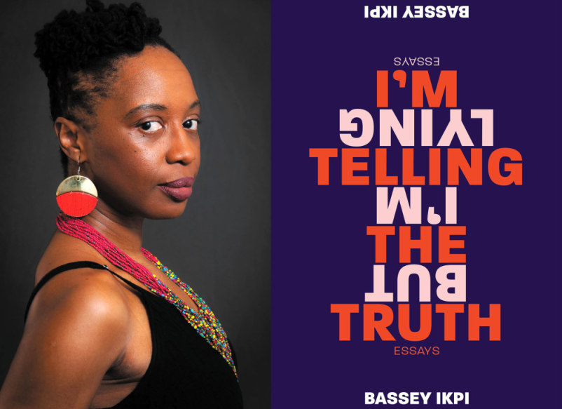 Bassey Ikpi and her book I'M TELLING THE TRUTH, BUT I'M LYING