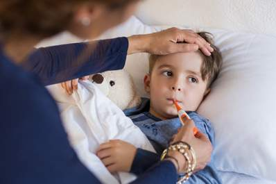 "The Common Cold: ""Why is My Child Always Sick"""