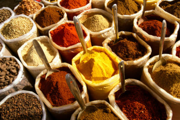 assorted spices image