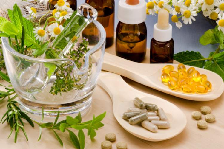 natural remedies and oils