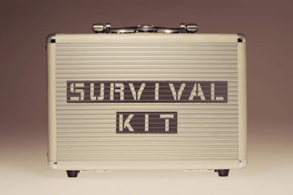 Emotional survival kit,