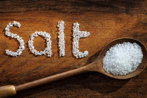 Flavor without danger: giving salt as a gift