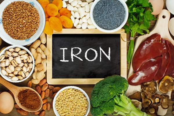 foods with iron image