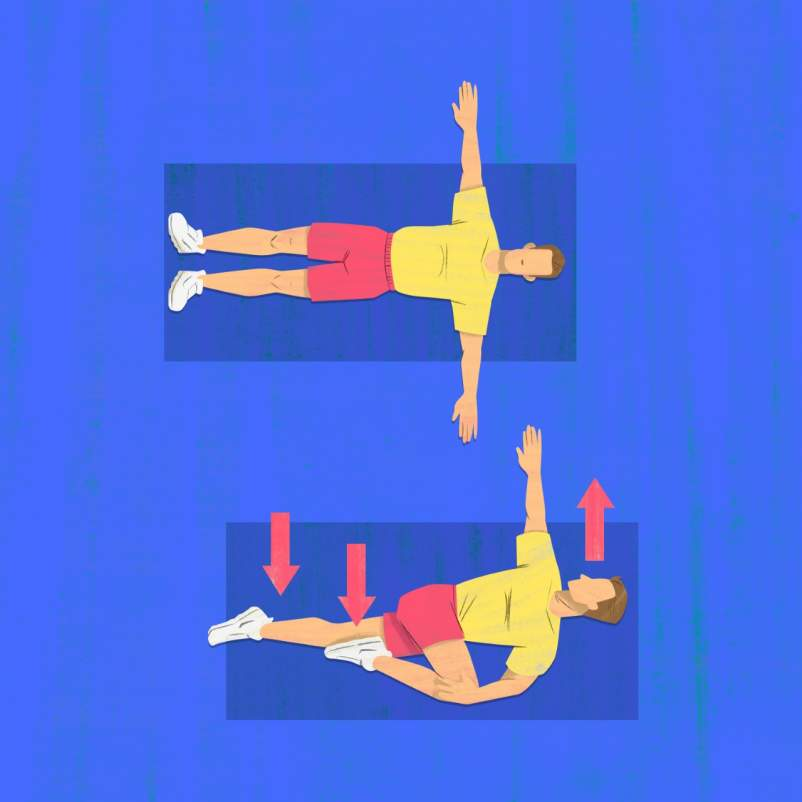 thumbnail SPINAL TWIST-ms exercises sq