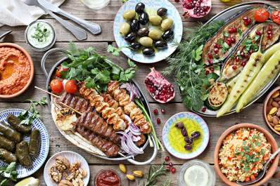 Organic Mediterranean diet for crohn's disease
