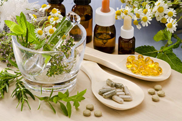 Herbs and complementary and alternative medicine.