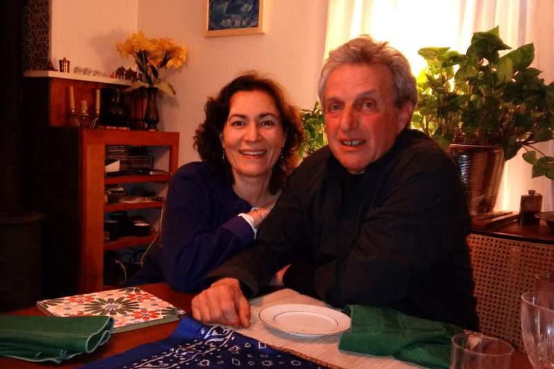 Mona Sen and David Krchelich