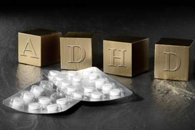 ADHD letter blocks and ADHD medication
