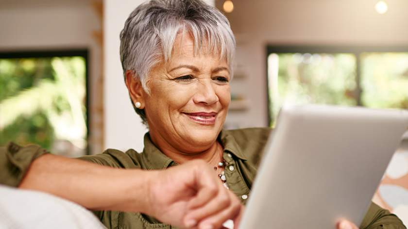 dating over 50 online