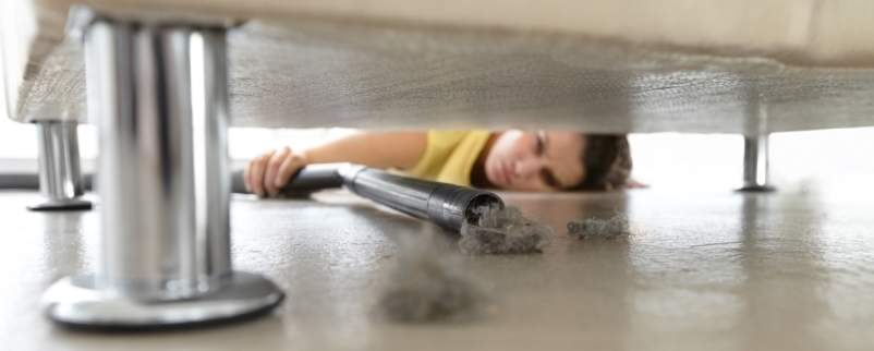 Household Dust Can Be a Health Hazard