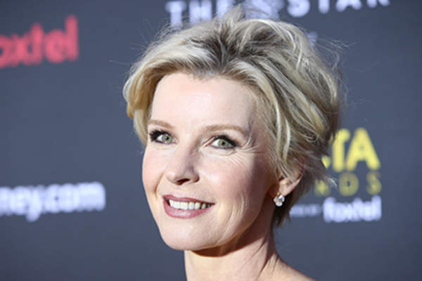 Jacqueline McKenzie attends the 7th AACTA Awards Presented by Foxtel.