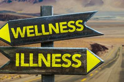 Wellness and illness signs.