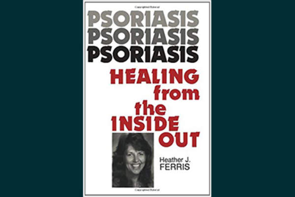 Psoriasis Healing from the Inside Out book cover.