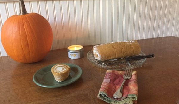 How to Make Gluten-Free Pumpkin Roll-ready