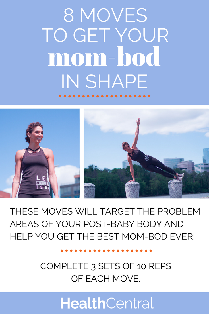 8 Moves for Mom