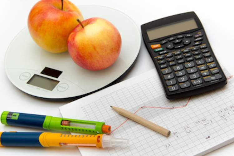 Tools for calculating your insulin to carbohydrate ratio.