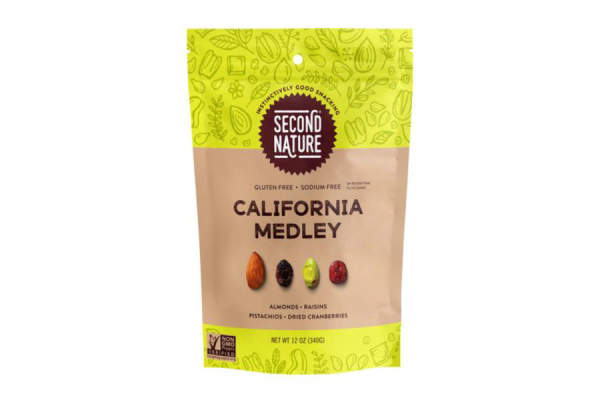 Second Nature California Medley granola