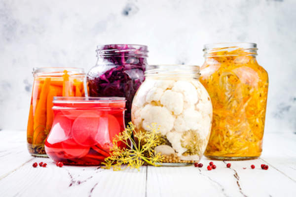 Fermented foods can increase orexin production.
