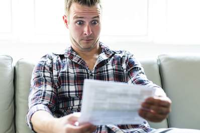 Man shocked by unexpected bill, amount of charge.