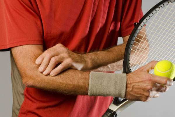 tendinitis of elbow