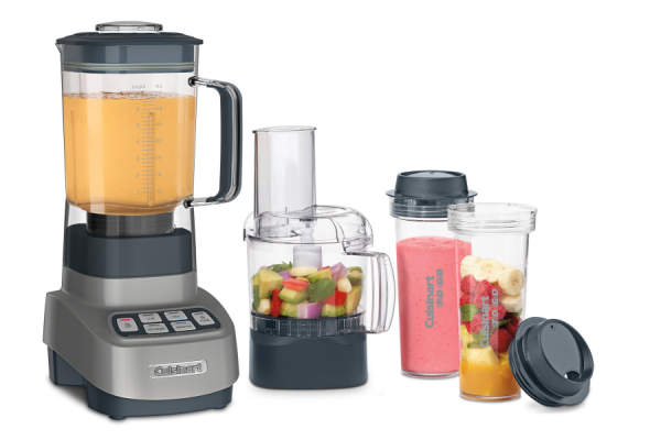 Cuisinart BFP-650GM Velocity Ultra Trio Blender/Food Processor