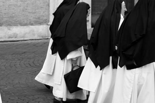 Group of nuns.