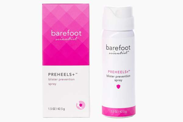 Barefoot Scientist Pre-Heel blister prevention spray