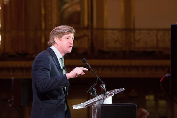 Patrick J. Kennedy was among the advocates speaking at The Kennedy Forum National Summit On Mental Health Equity And Justice In Chicago.