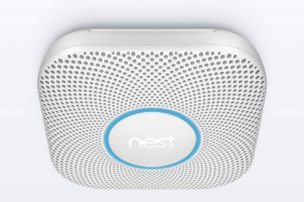 Nest Protect Wired Smoke and Carbon Monoxide Detector
