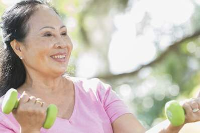 Frequent Exercise Maintains Bone Health