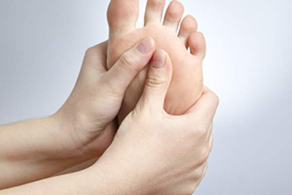 foot exam image