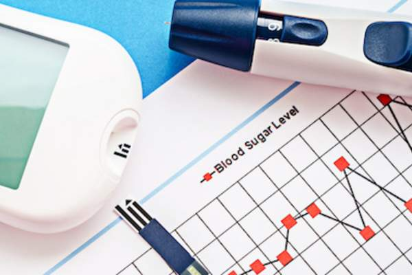 Tracking blood sugar for better self management